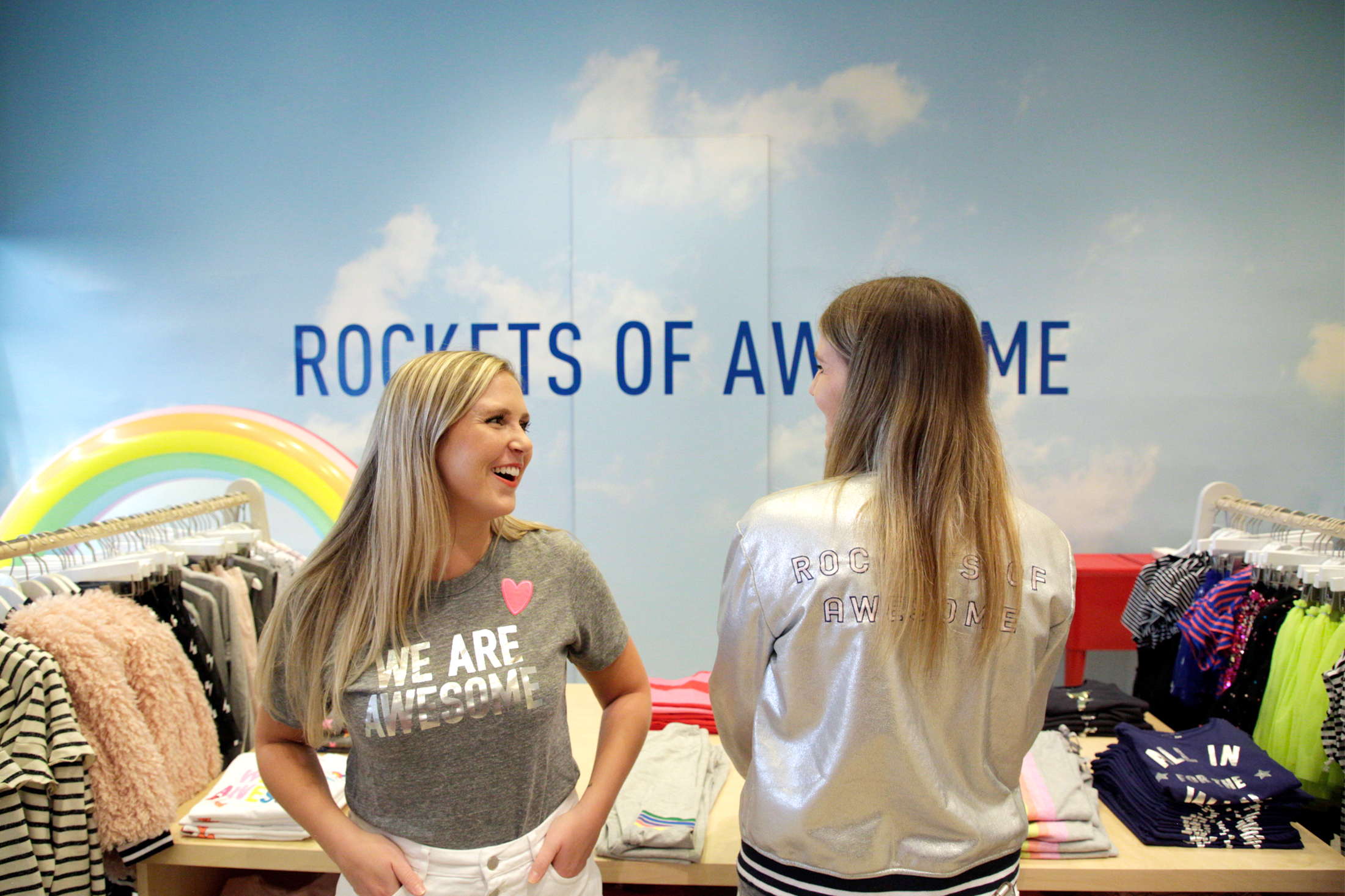 Rockets of Awesome Pop-Up