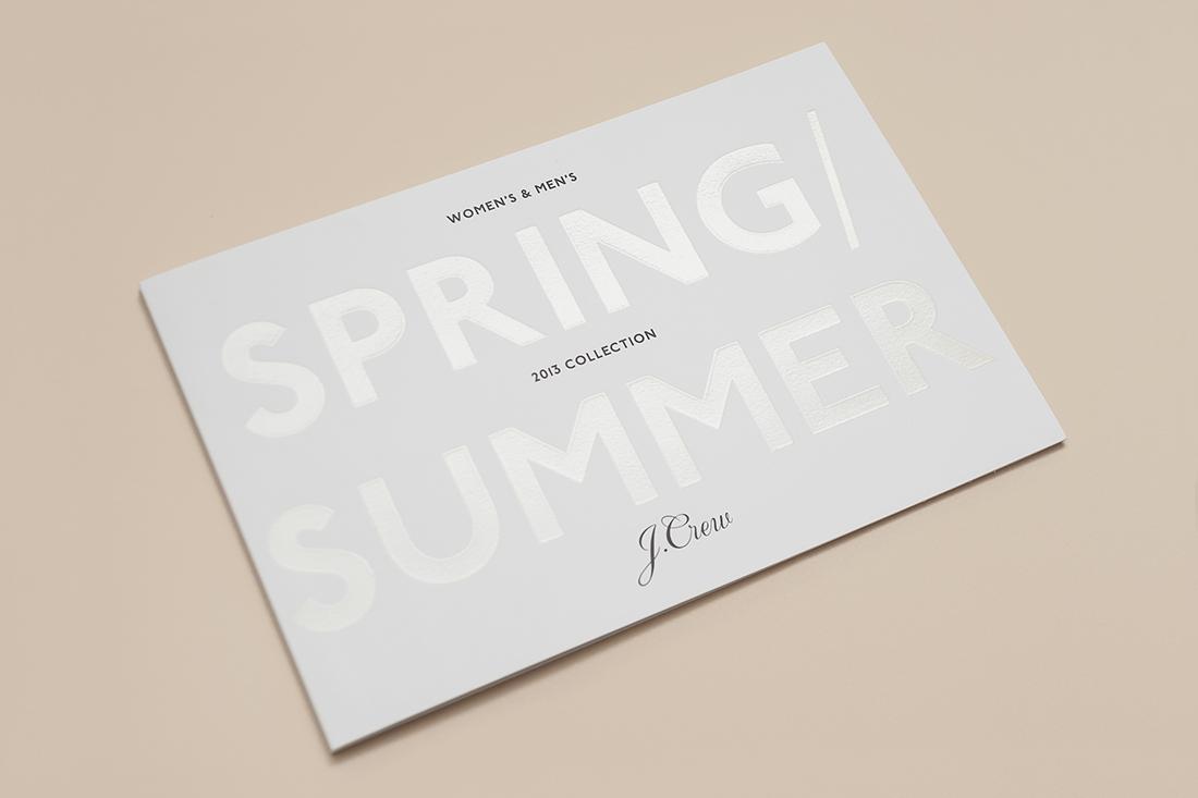 J.Crew Spring/Summer 2013 Lookbook