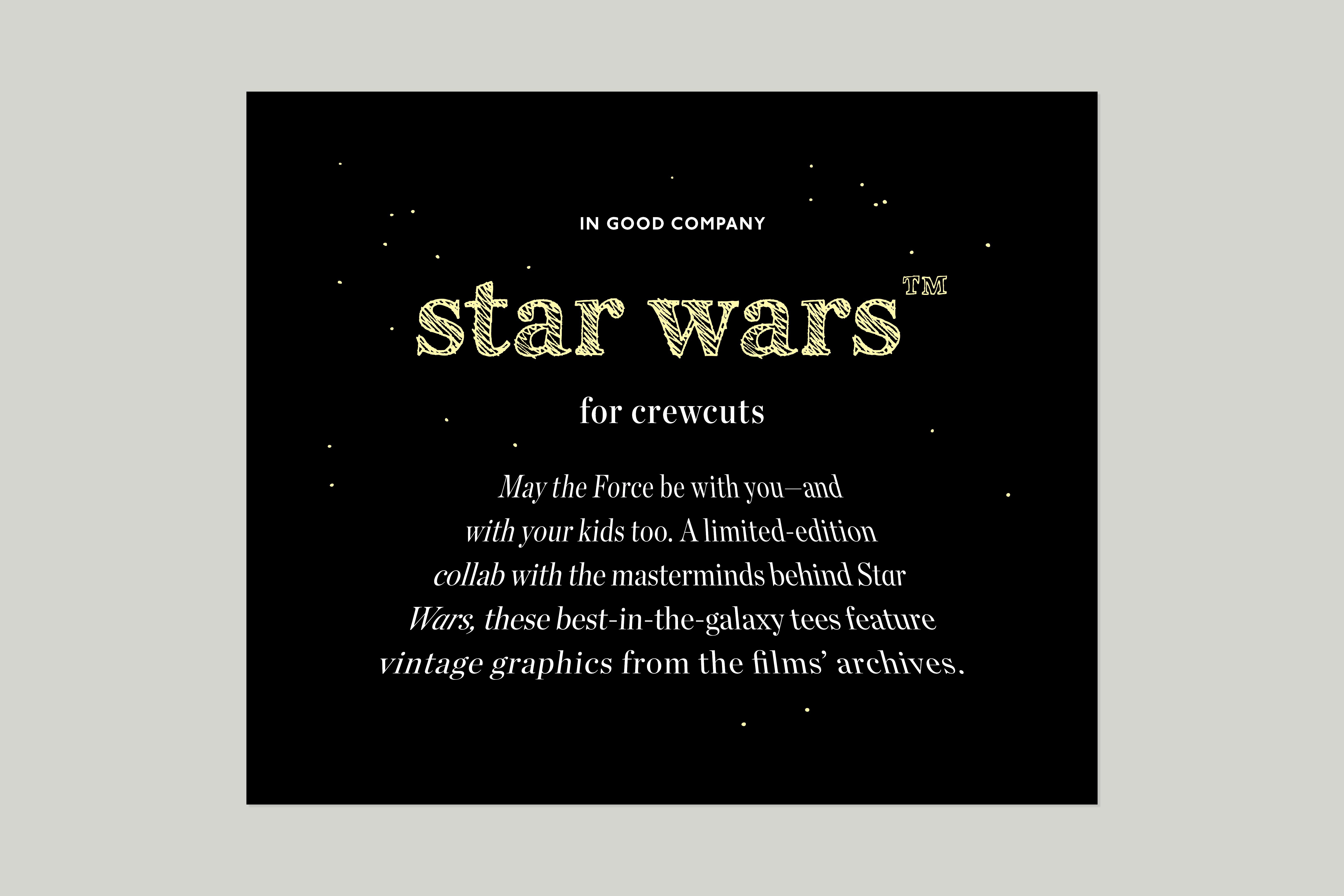 crewcuts Typeface