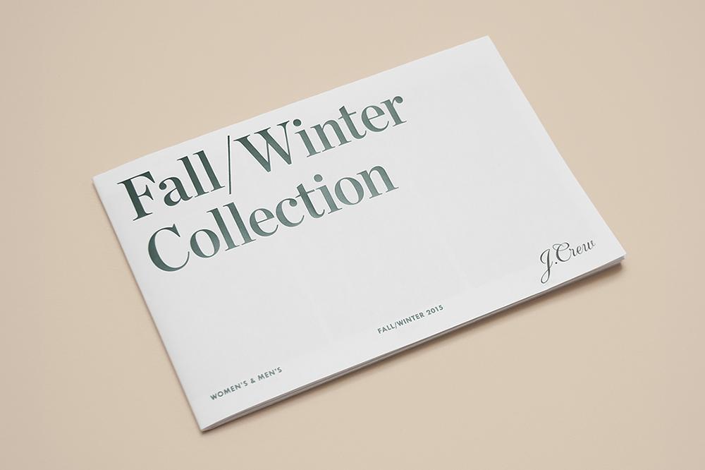 J.Crew Fall/Winter 2015 Lookbook